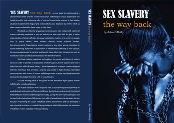Order the book: Sexual Slavery, the way back. by John O'Reilly